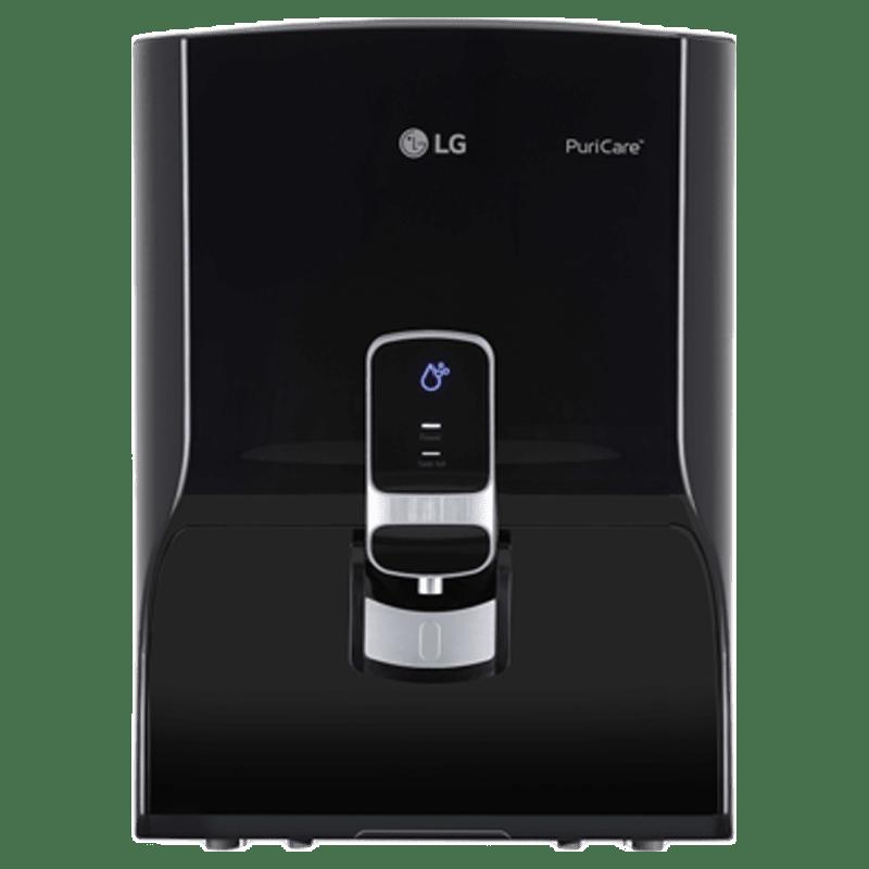 LG WW140NP RO Water Purifier (Black)