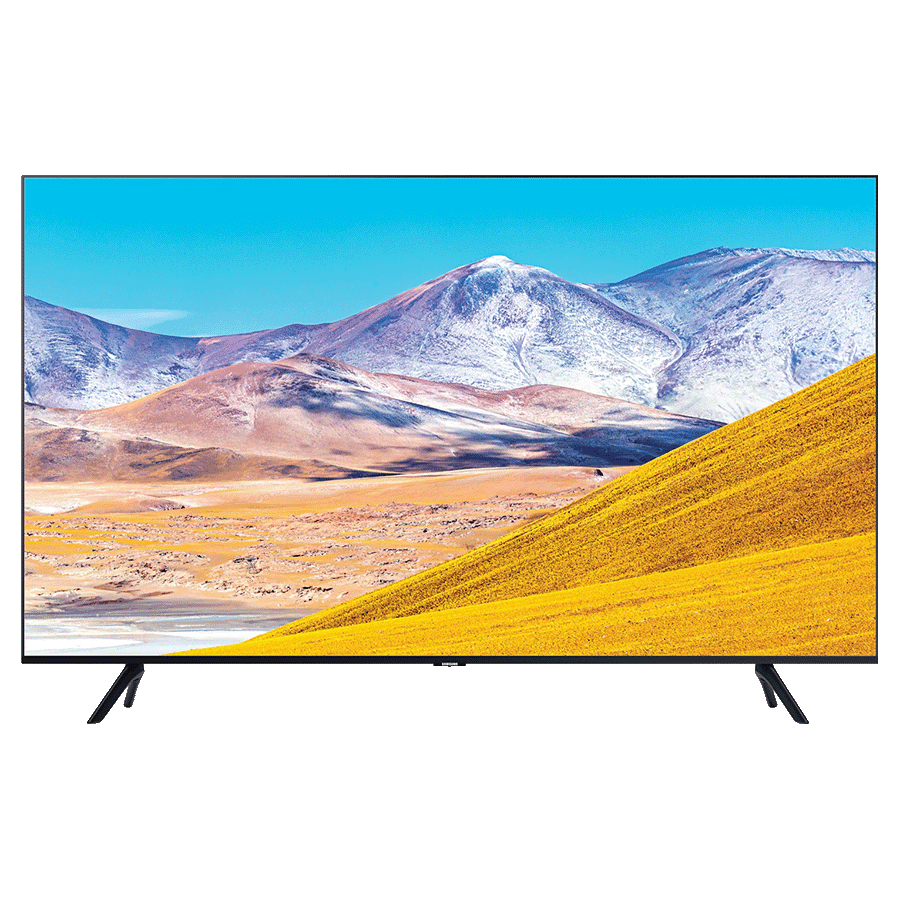 Samsung Series 8 TU8000 108cm (43 inch) 4K UHD LED Smart TV(UA43TU8000KBXL, Black)