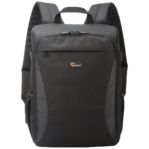 Lowerpro Format 150 Polyester with HPDE Foam Camera Backpack for DSLR (LP36625-PWW, Black)