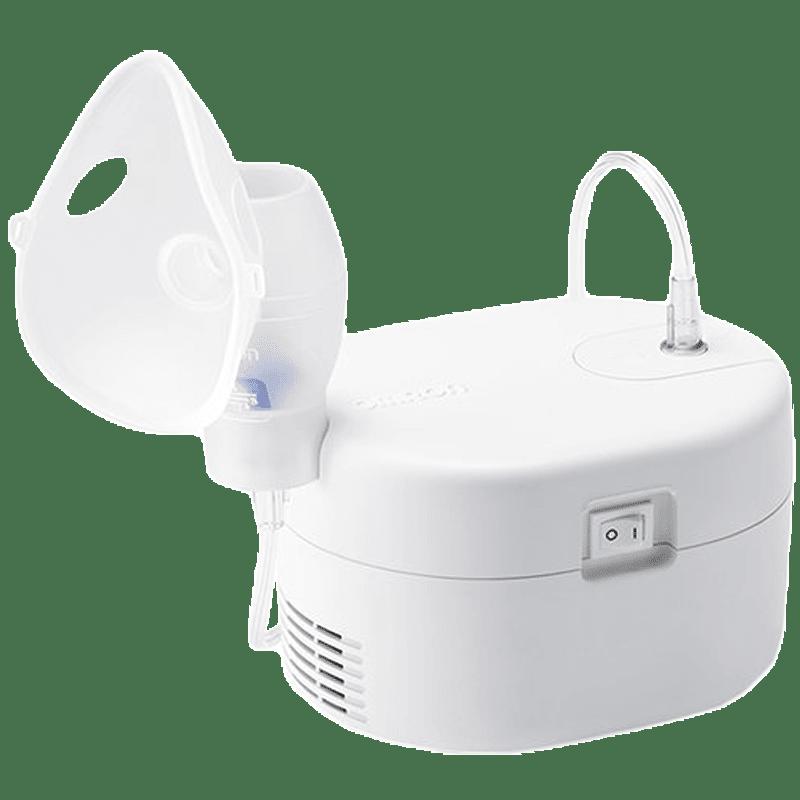 Omron Compressor Nebulizer (Quick and Reliable Treatment, NE C106, White)