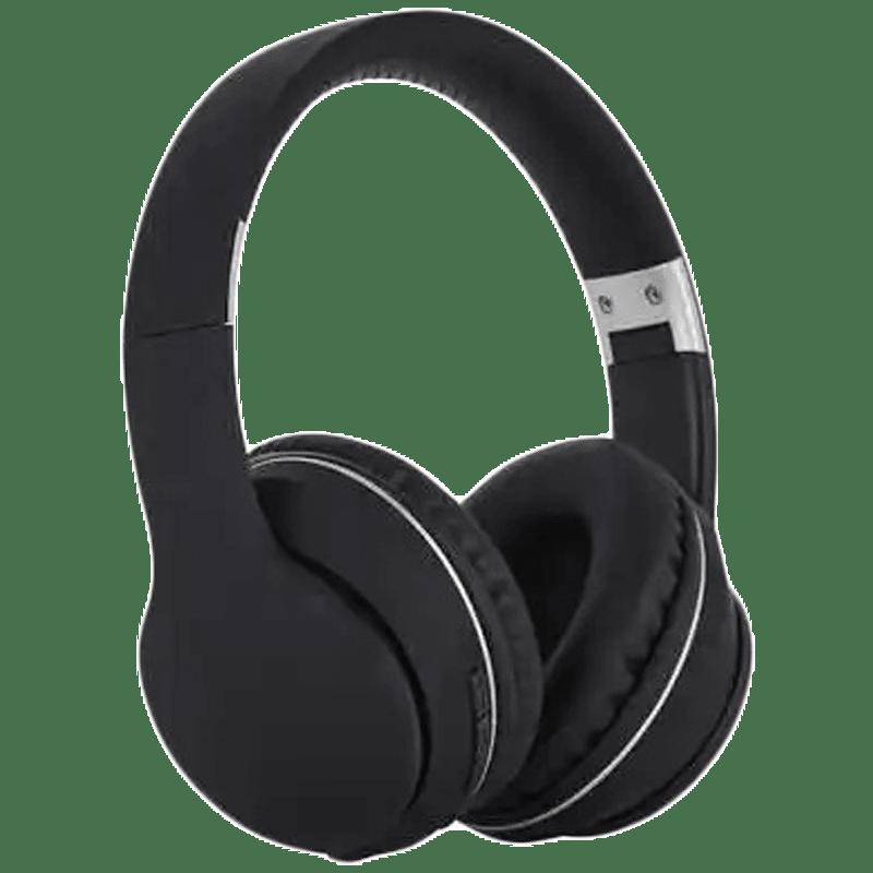 HP BH10 Over-Ear Bluetooth Headphones (9WZ46PA#ACJ, Black)
