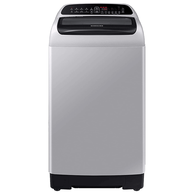 Samsung 7 Kg 5 Star Fully Automatic Top Load Washing Machine (WA70T4262BS/TL, Imperial Silver)