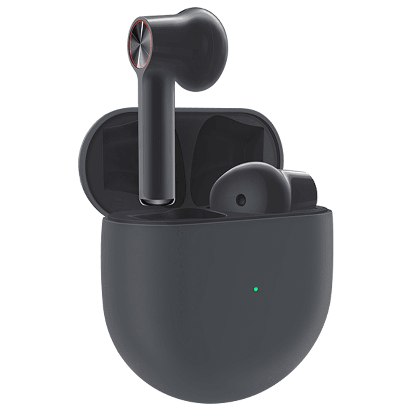 OnePlus In-Ear Truly Wireless Earbuds with Mic (Bluetooth 5.0, E501A, Grey)