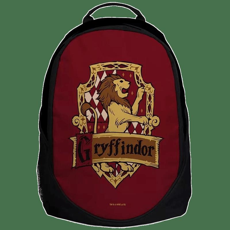 The Souled Store Harry Potter- Gryffindor Sigil 30 Litres Laptop Backpack (Black)_1