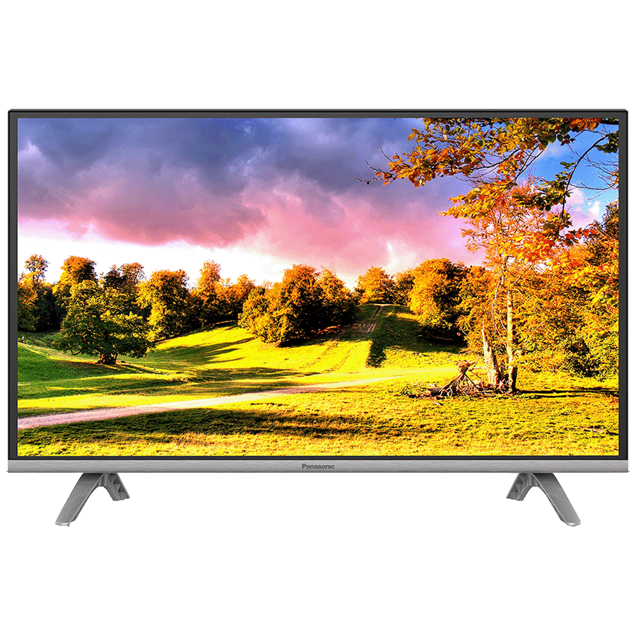 Panasonic Viera 81cm (32 Inch) HD LED Smart TV (TH-32HS580DX, Silver)