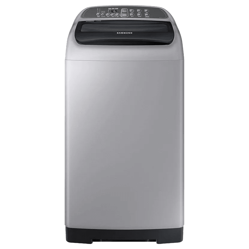 Samsung 6.2 kg Fully Automatic Top Loading Washing Machine (WA62M4200HA/TL, Silver)