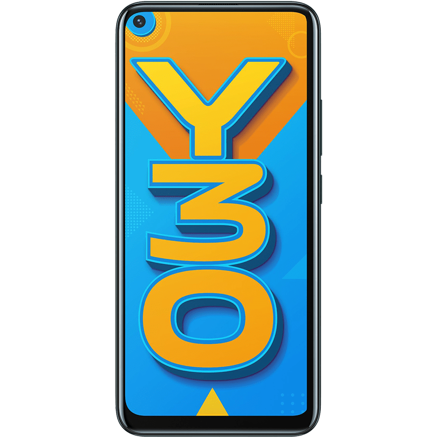 Vivo Y30 (128 GB ROM, 4 GB RAM, Dazzle Blue)_1