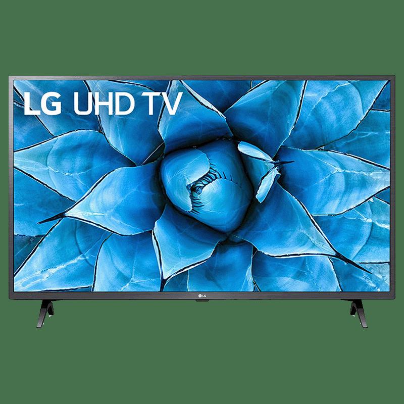 LG 139.7cm (55 Inch) 4K Ultra HD LED Smart TV (Built-in Alexa & Google Assistant, 55UN7350PTD, Black)