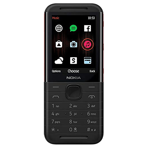Nokia 5310 (16MB ROM, 8MB RAM, Black)