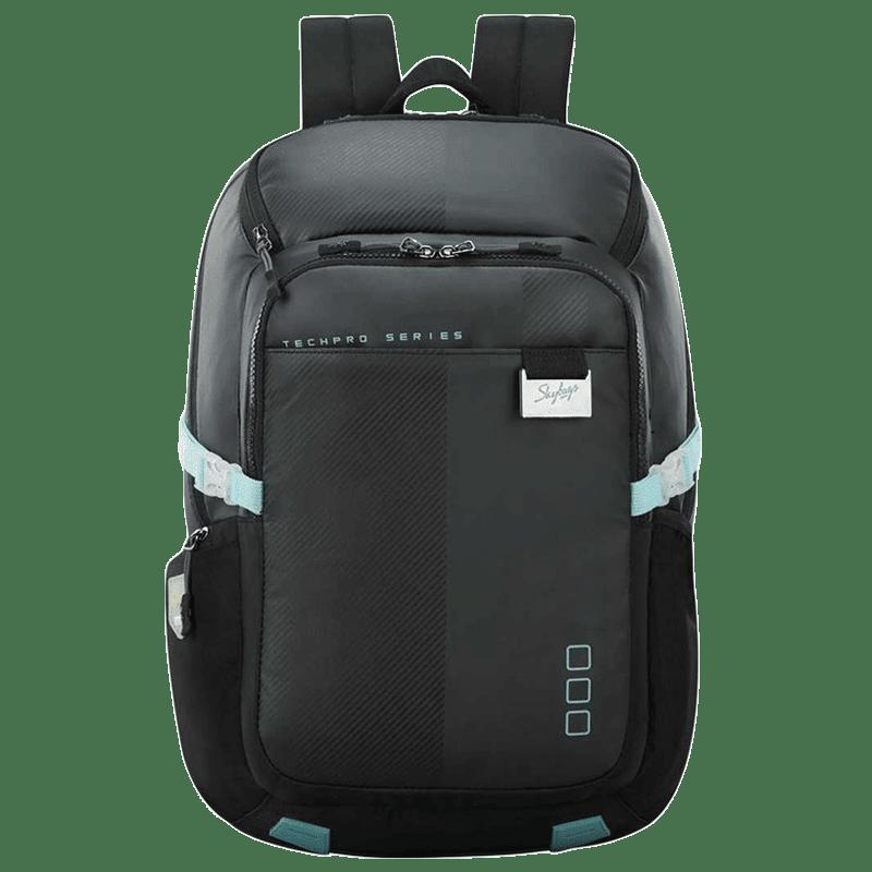 Skybags Intern 2 30 Litres TPE Backpack (LPBPINT2BLK, Black)_1