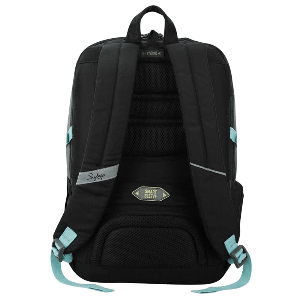 Skybags Intern 2 30 Litres TPE Backpack (LPBPINT2BLK, Black)_3