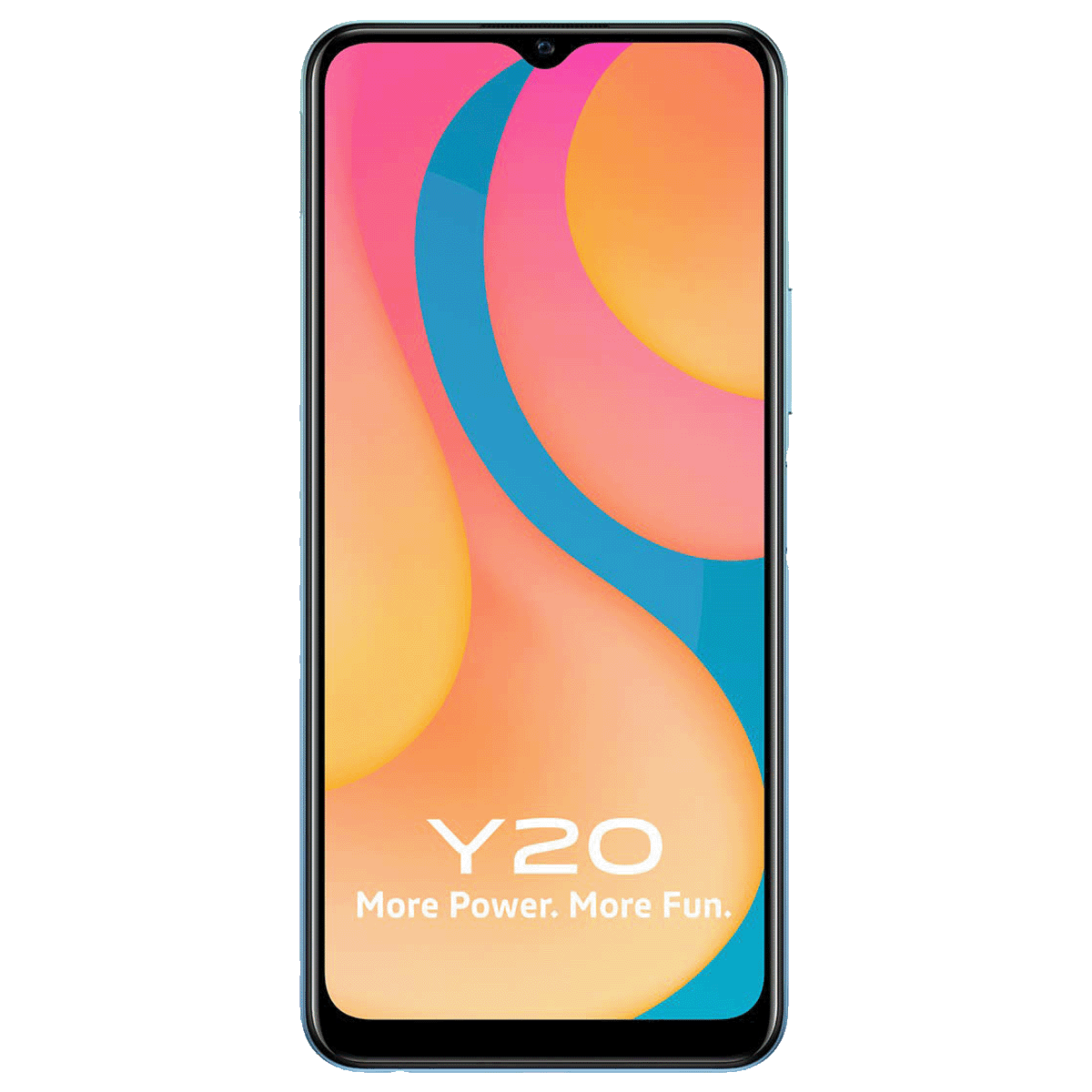 Vivo Y20 (64GB ROM, 4GB RAM, Purist Blue)_1