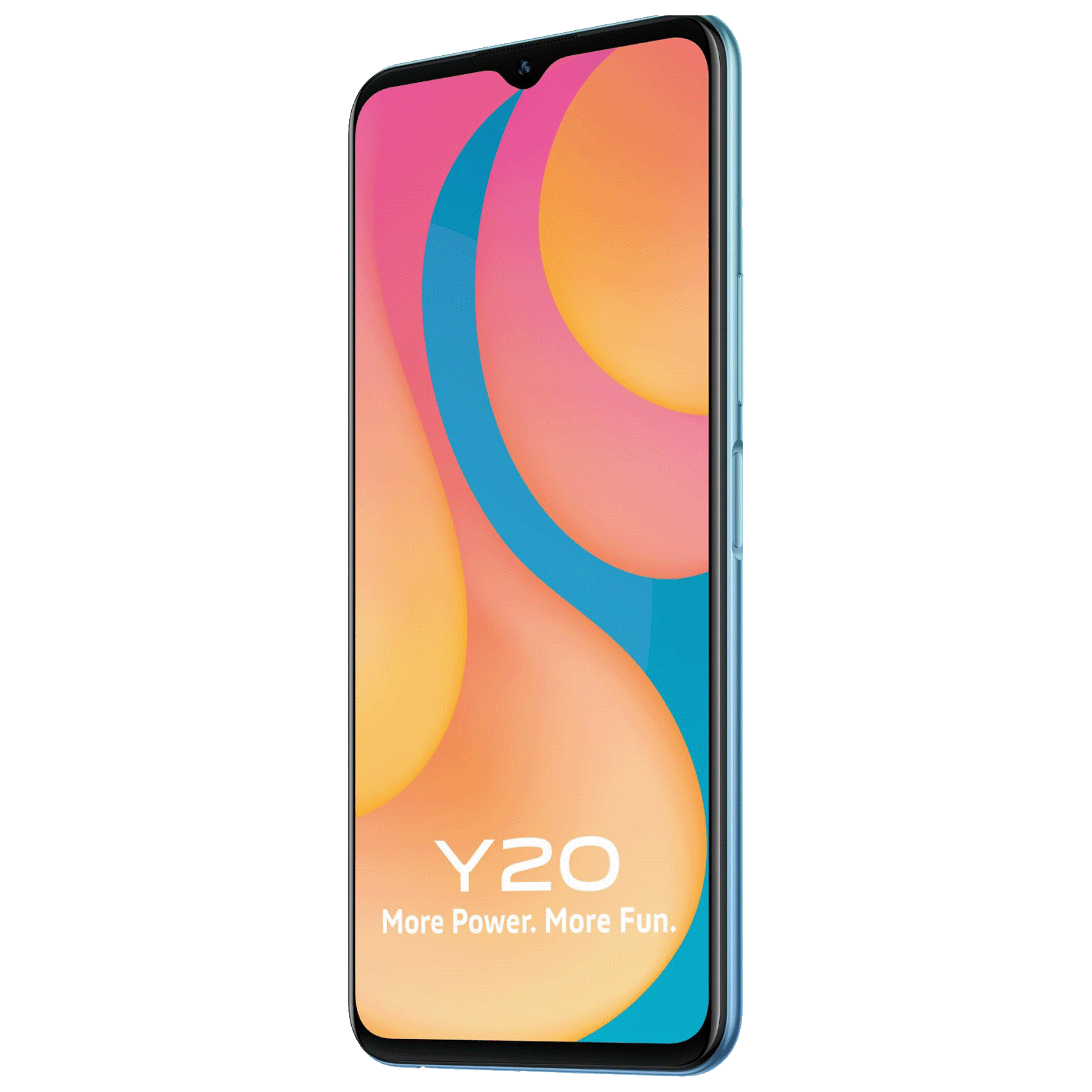 Vivo Y20 (64GB ROM, 4GB RAM, Purist Blue)_7