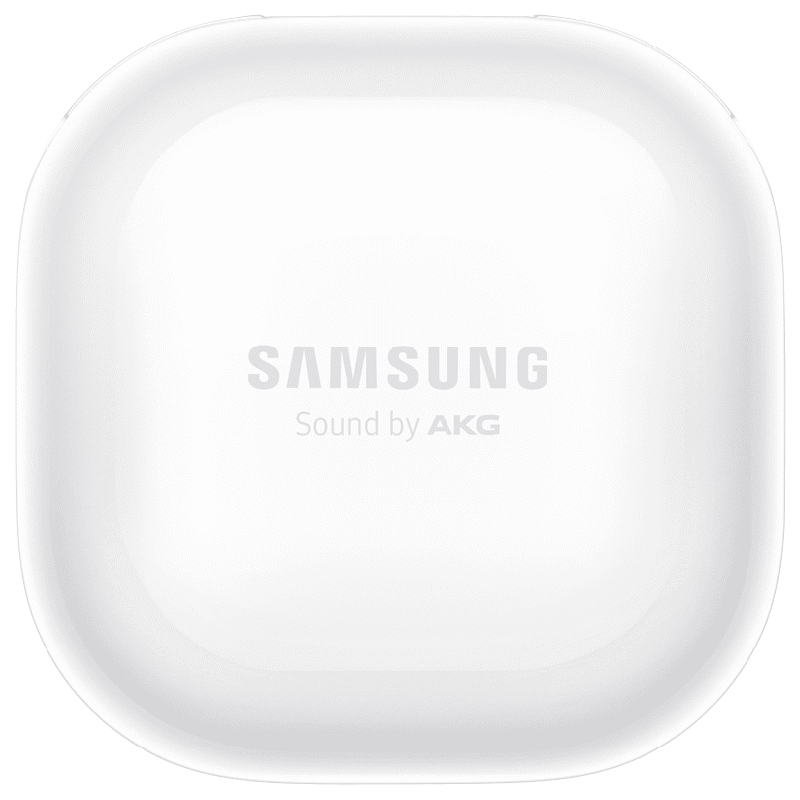 Samsung Galaxy Live In-Ear Truly Wireless Earbuds with Mic (Bluetooth 5.0, SM-R180NZWAINU, Mystic White)