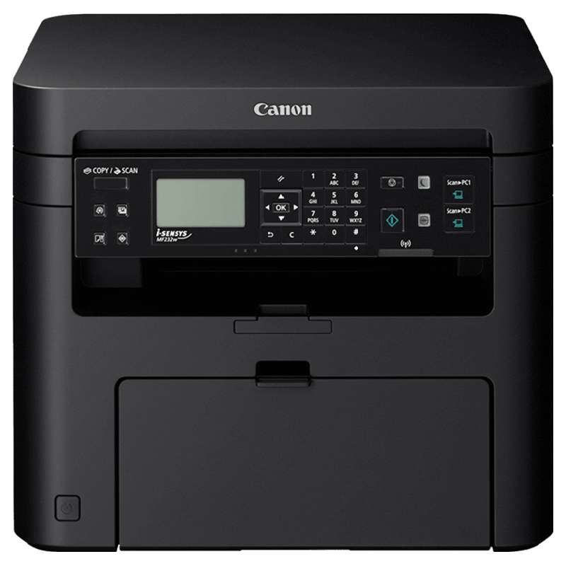 Canon MF Laserjet Printer (MF232W, Black)