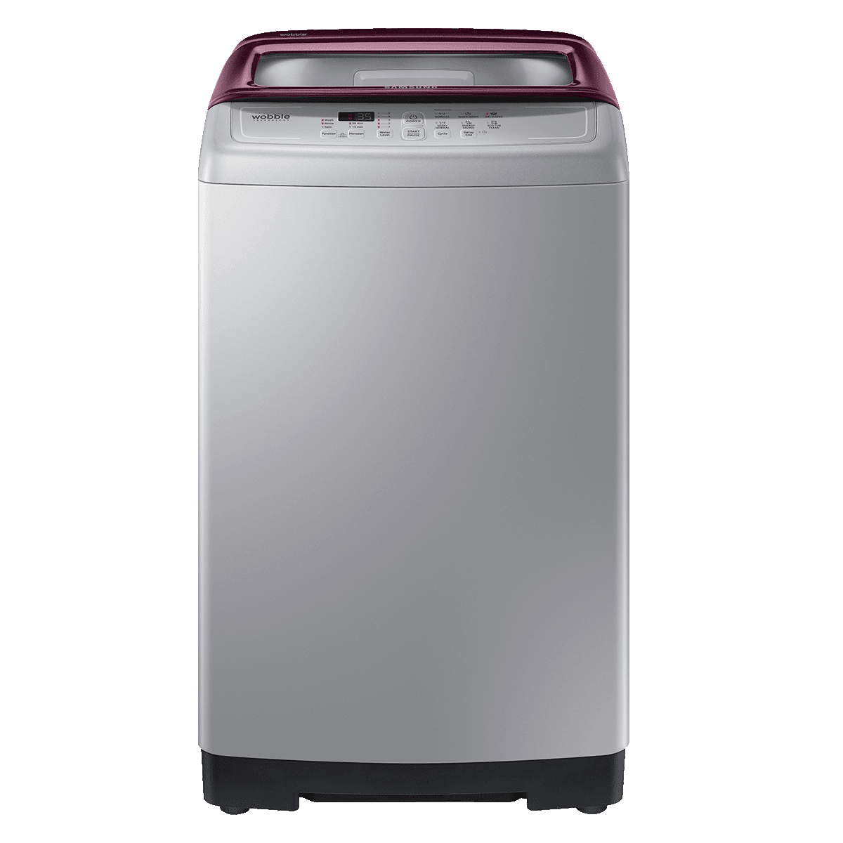 Samsung 6.5 Kg Fully Automatic Top Load Washing Machine (Magic Filter, WA65A4022FS/TL, Imperial Silver)