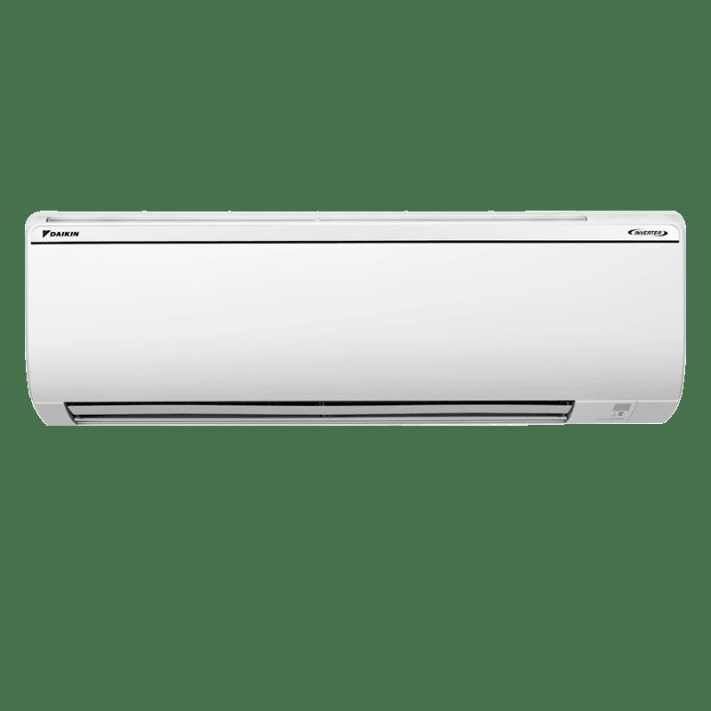 Daikin 1.5 Ton 5 Star Inverter Split AC (Copper Condenser, FTKM50TV, White)