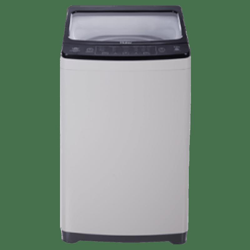 Haier 7.5 kg Fully Automatic Top Loading Washing Machine (HWM75-826NZP, Moonlight Grey)