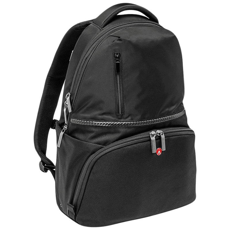 Manfrotto Active I Advanced Camera and Laptop Backpack (Padded compartment, MB MA-BP-A1, Black)