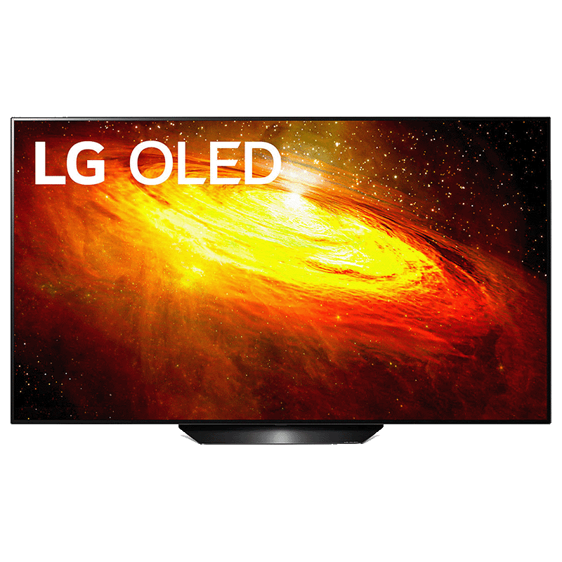 LG BX 55 139.7cm (55 Inch) 4K Ultra HD OLED Smart TV (G-SYNC Compatible, OLED55BXPTA, Black)