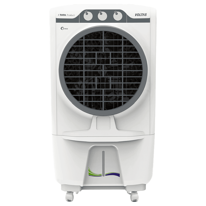 Voltas 70 Litres Desert Air Cooler (Water Level Indicator, JetMax 70, White)