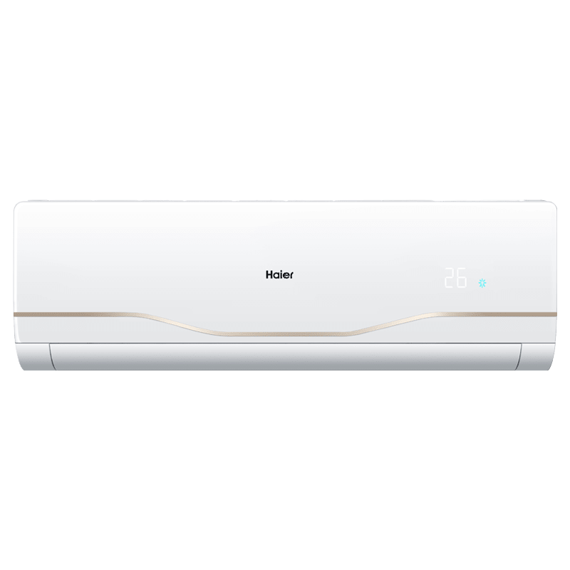 Haier CleanCool 1.5 Ton 3 Star Inverter Split AC (Copper Condenser, HSU18C-NRG3B(INV), White)