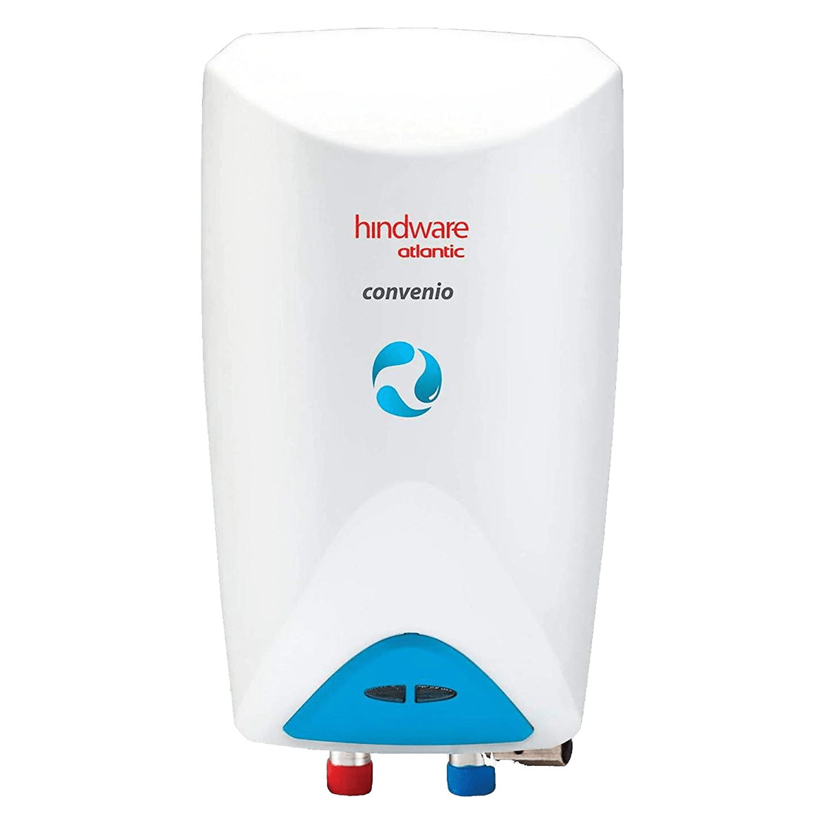 Hindware Atlantic Convenio 3 Litres 5 Star Rating Instant Water Heater (3000 Watts, HIWHCO3WI3VSS, White)