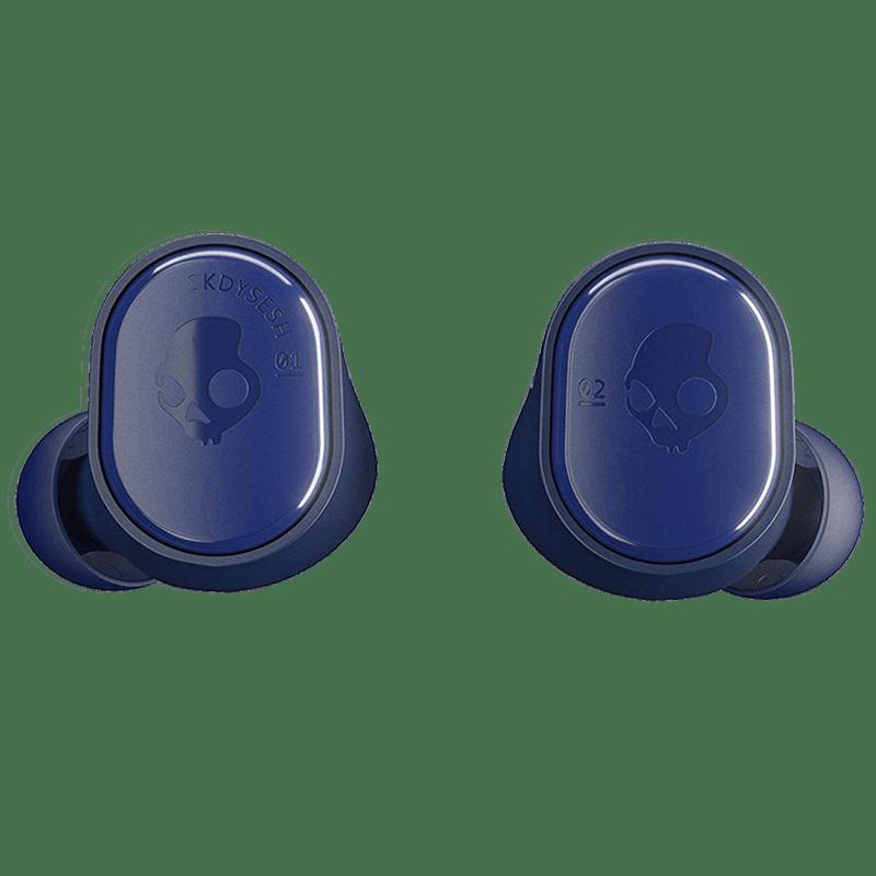 Skullcandy Sesh True Wireless Earbuds (S2TDW-M704, Indigo)