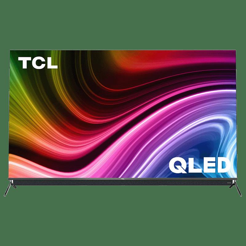 TCL C815 139.7cm (55 Inch) 4K Ultra HD QLED Android Smart TV (Quantum Dot Technology, 55C815, Black)