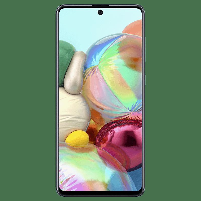 Samsung Galaxy A71 (Blue, 128 GB, 8 GB RAM)