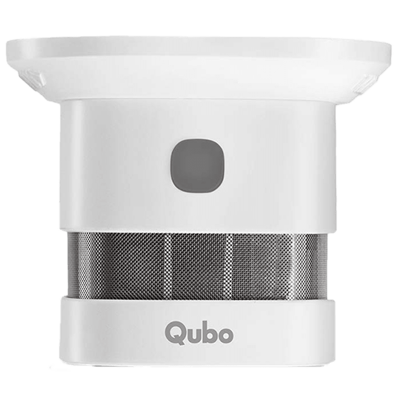 Qubo (Part of Hero Group) Smart Smoke Sensor (HS1SA-E, White)