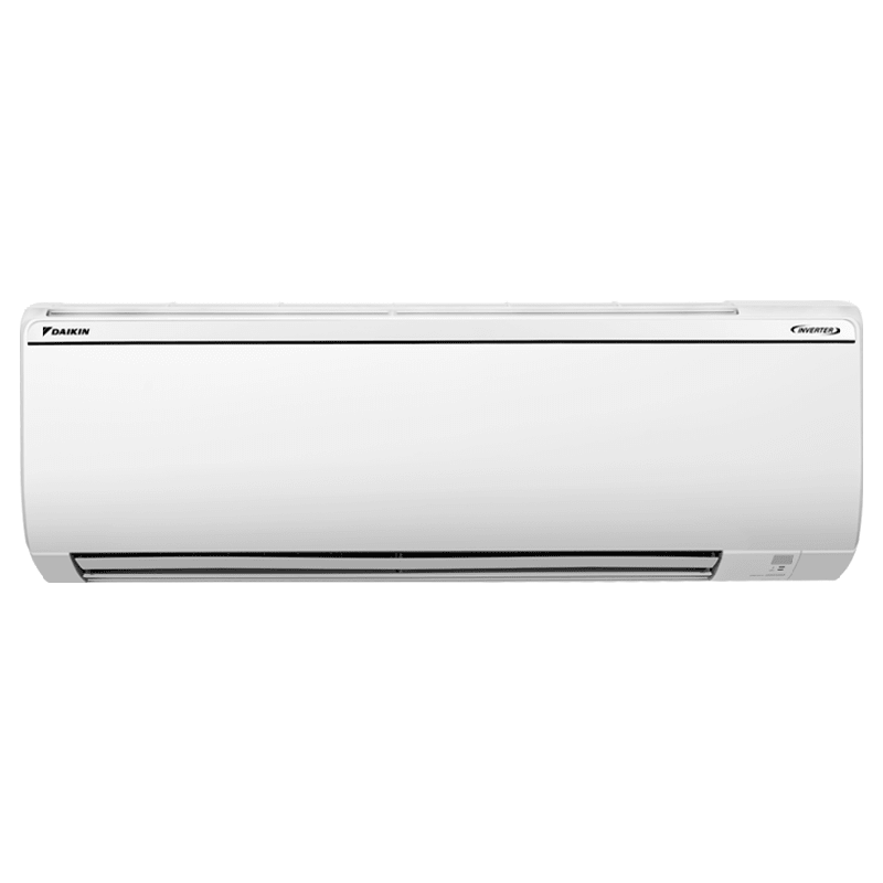 Daikin 1 Ton 5 Star Inverter Split AC (Copper Condenser, FTKM35TV, White)