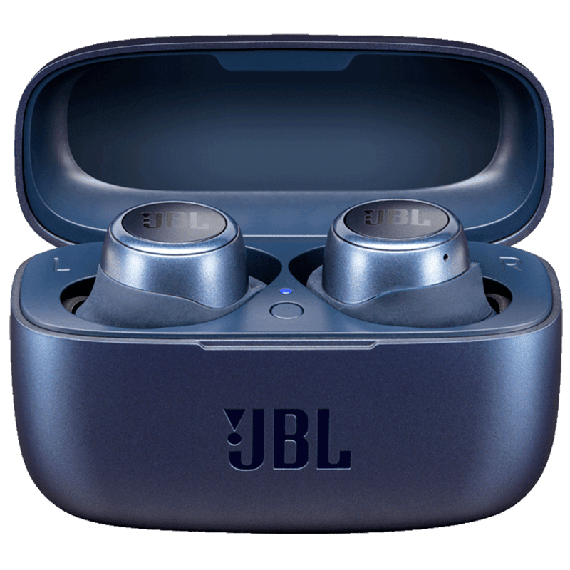 JBL Live 300TWS In-Ear Bluetooth Earbuds (JBLLIVE300TWSBLU, Blue)
