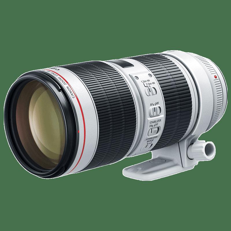 Canon Zoom Lens (EF 70-200 mm f/2.8L IS III USM, Black)