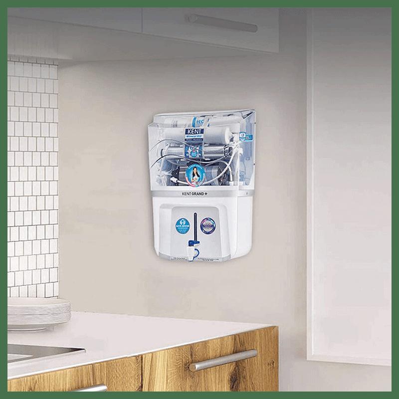 Kent Grand Plus RO Plus UV Plus UF Plus TDS Water Purifier (11099, White)_5