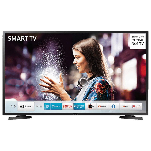 Samsung Series 4 T4500 80 cm (32 inch) HD Ready LED Smart TV (UA32T4500AKXXL, Black)