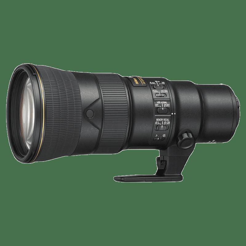 Nikon Nikkor Lens (AF-S 500 mm f/5.6E PF ED VR, Black)