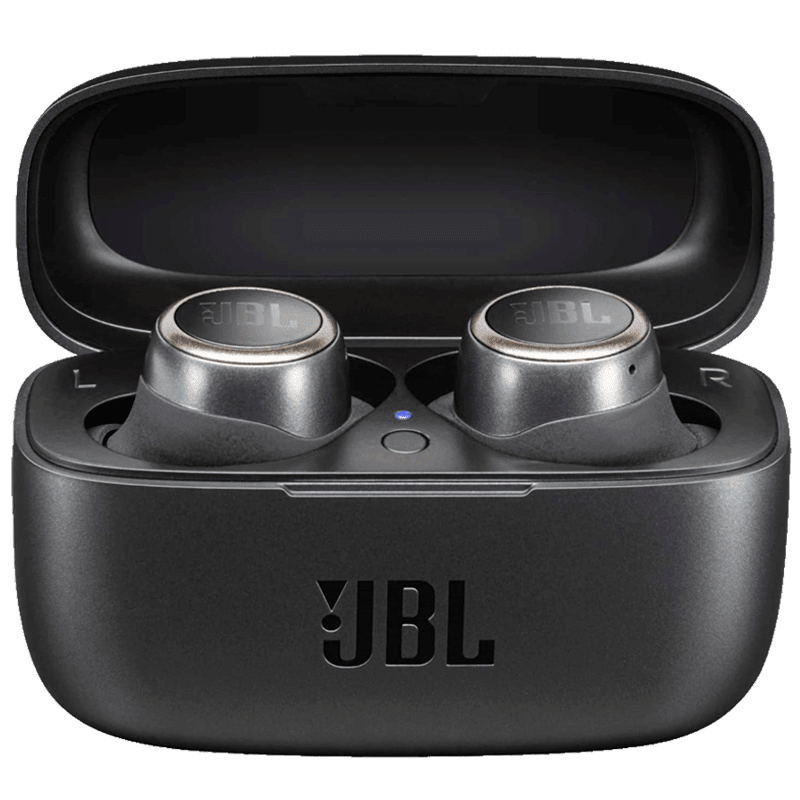 JBL Live 300TWS In-Ear Bluetooth Earbuds (JBLLIVE300TWSBLK, Black)