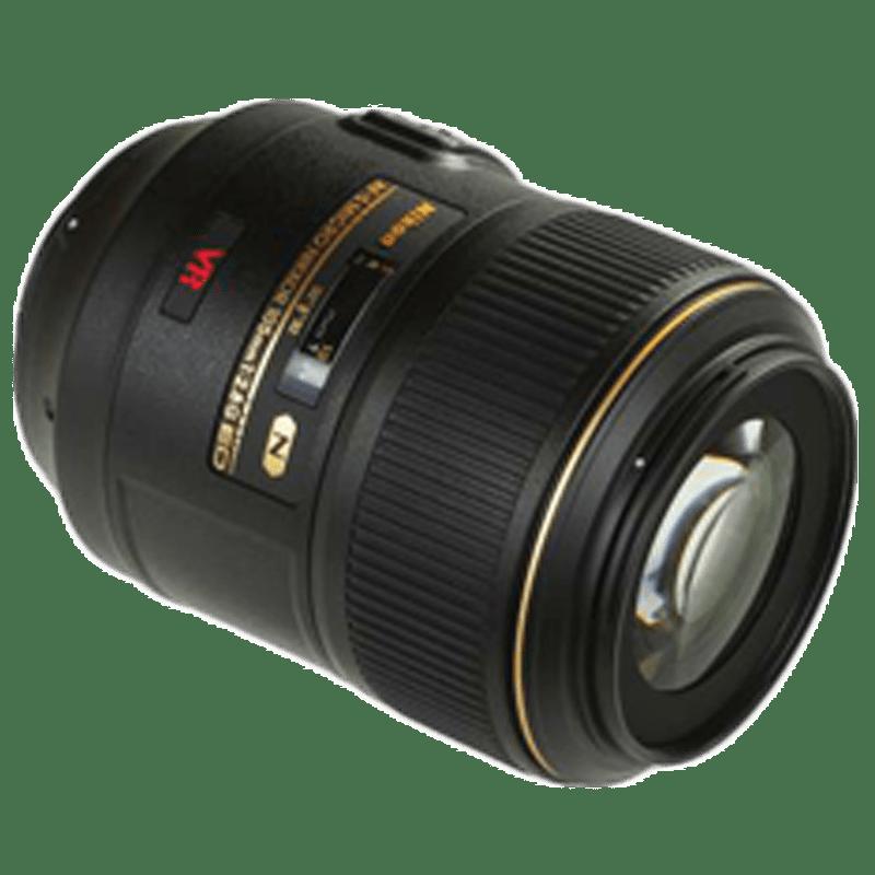 Nikon Nikkor Lens (AF-S VR Micro 105 mm f/2.8G IF-ED, Black)