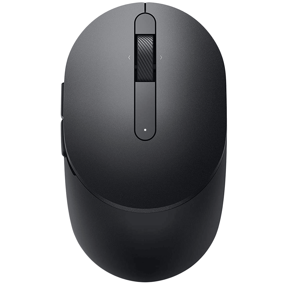 Dell Mobile Pro Wireless Optical Mouse (Easy Pairing, MS5120W, Black)