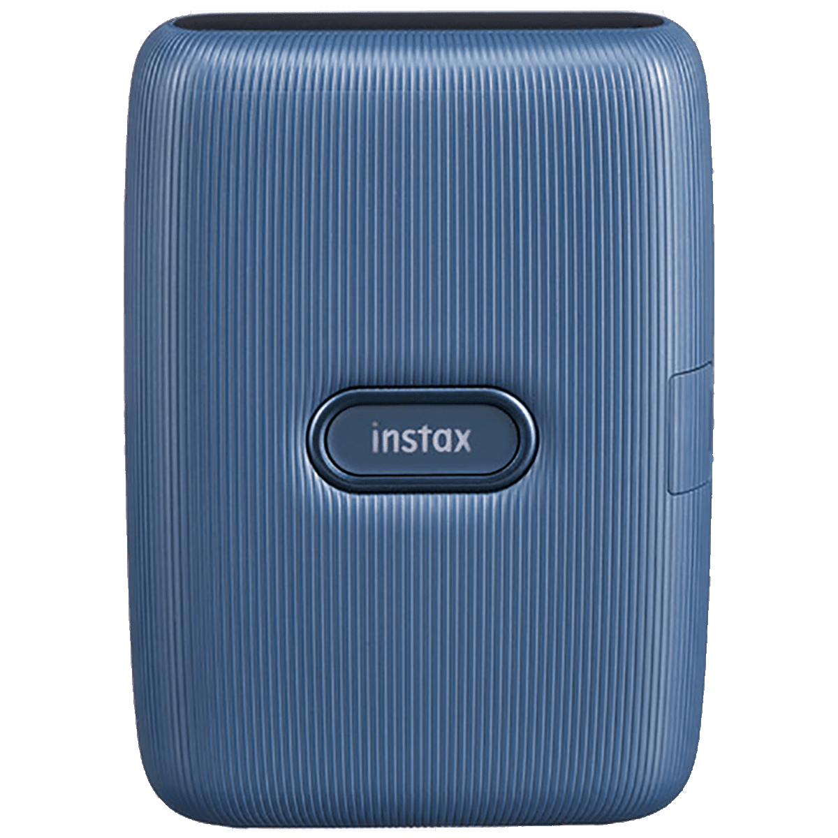 Fujifilm Instax Mini Link Bluetooth Color Smartphone Printer (Automatic Film Detection, IC0126, Dark Denim)