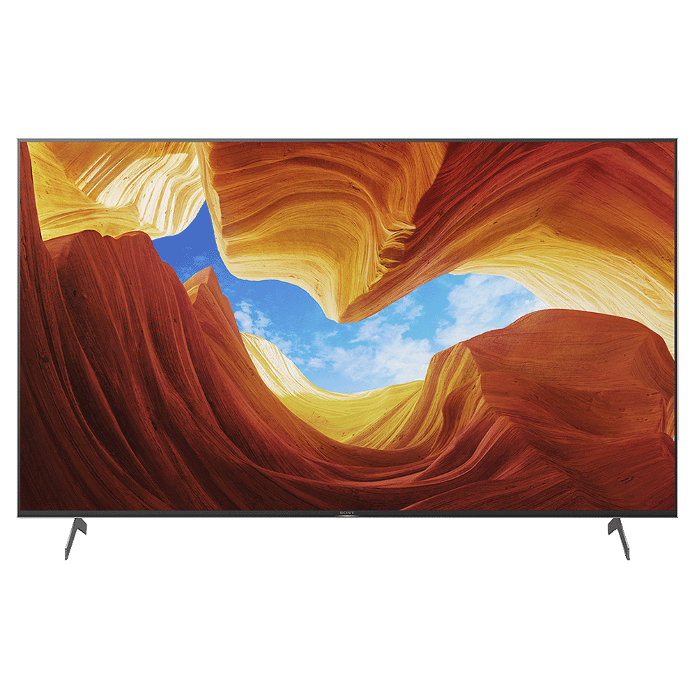 Sony X90H 139 cm (55 Inch) 4K Ultra HD LED Android Smart TV (Full Array LED, 55X9000H, Black)