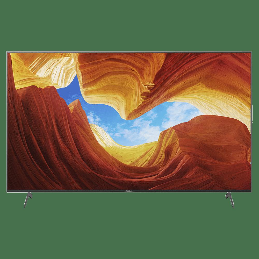 Sony X90H 164 cm (65 Inch) 4K Ultra HD LED Android Smart TV (Full Array LED, 65X9000H, Black)