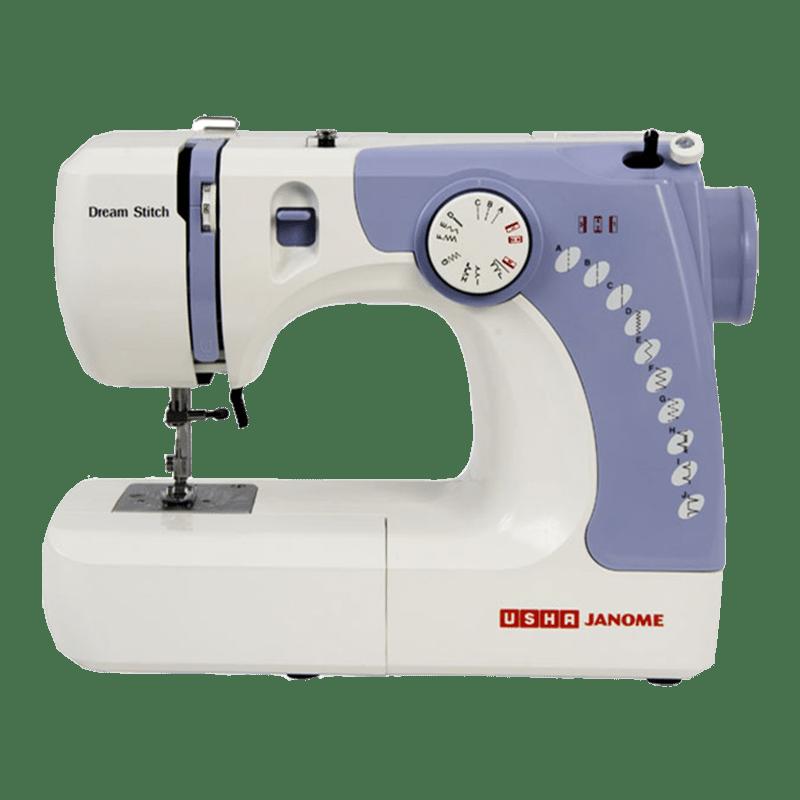 Usha Dream Stitch Sewing Machine (2011700006, Blue)
