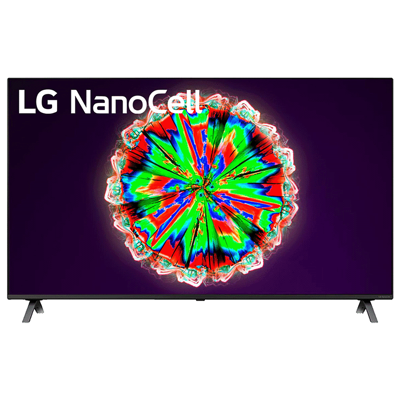 LG Nano80 165.1cm (65 Inch) 4K Ultra HD LED Smart TV (Real 4K NanoCell Display, 65NANO80TNA, Black)