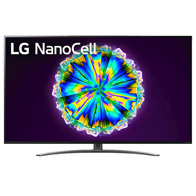 LG Nano86 165.1cm (65 Inch) 4K Ultra HD LED Smart TV (Real 4K NanoCell Display, 65NANO86TNA, Black)