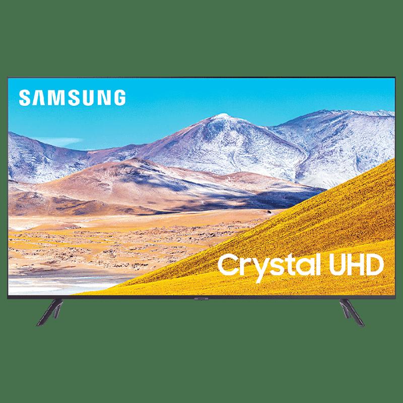 Samsung Series 8 TU8200 138cm (55 inch) 4K Ultra HD LED Smart TV (Crystal Display, UA55TU8200KXXL, Black)