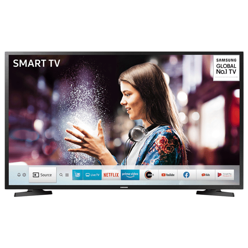 Samsung Series 5 T5770 108 cm (43 inch) Full HD LED Smart TV (UA43T5770AUXXL, Black)