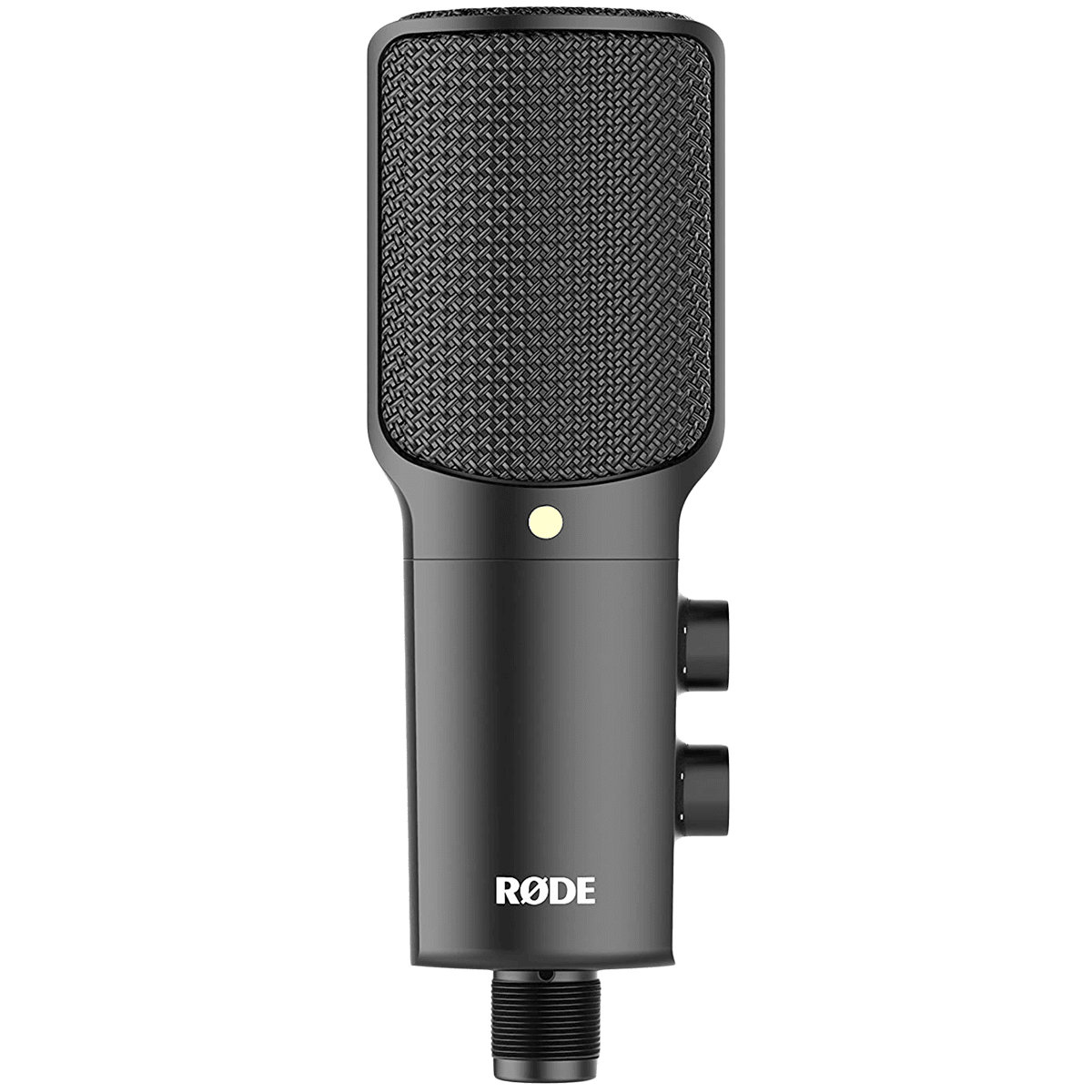 Rode NT Hanging Wired Condenser Microphone (Cardioid Pickup Pattern, NT-USB, Black)