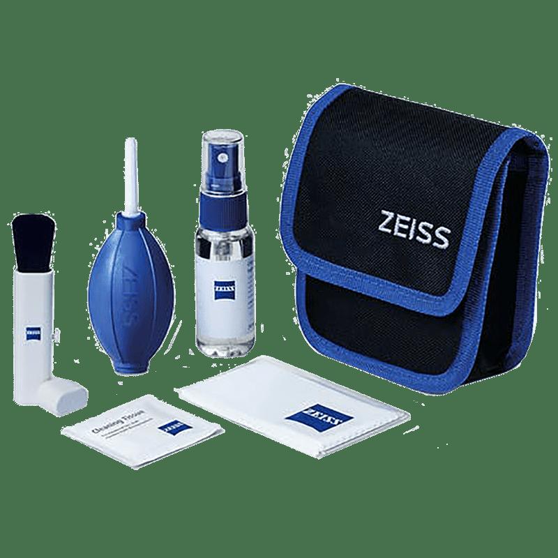 Carl Zeiss Lens Cleaning Kit For DSLR Camera (000000-2096-685, White)